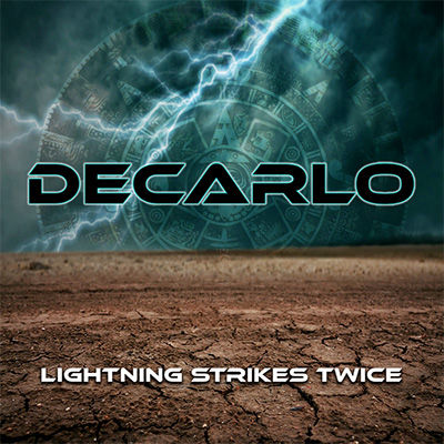 decarlo lightning strikes twice 400