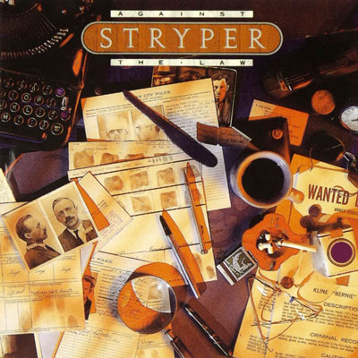 stryper against the law 400