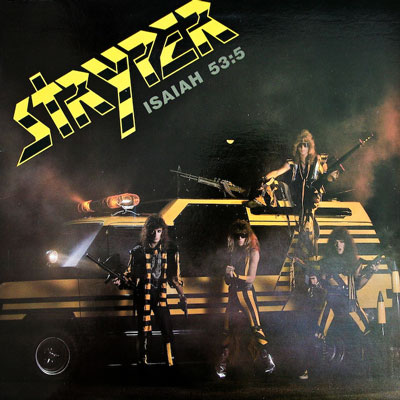 stryper soldiers under command 400